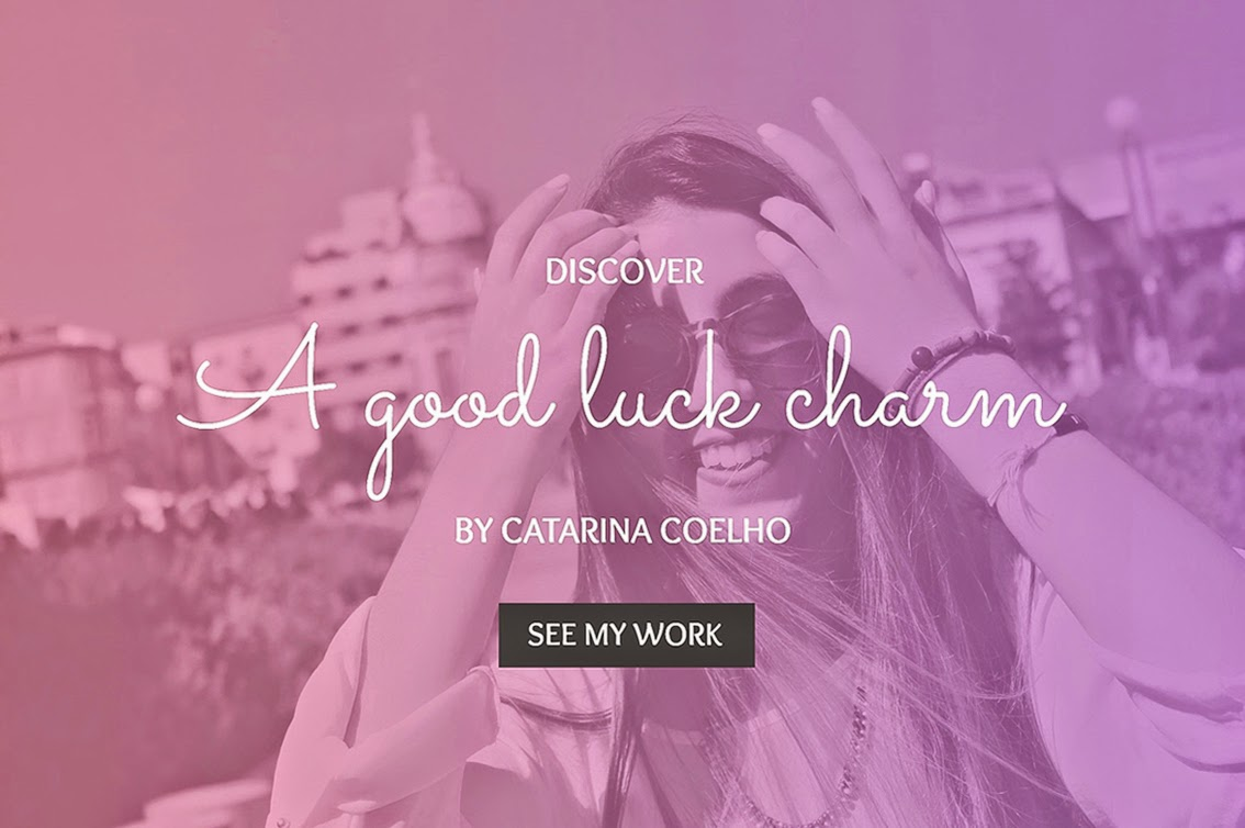 A good luck charm by Catarina