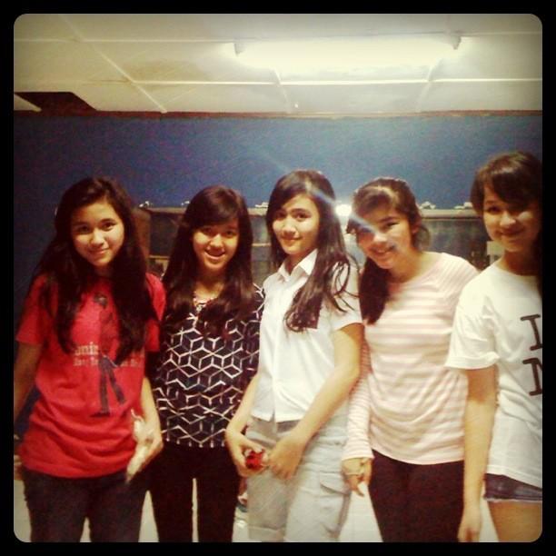 Girl Band Indonesia