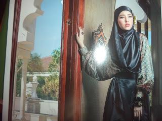 Model busana muslim stylish