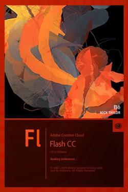 Capa Adobe Flash Professional CC Torrent