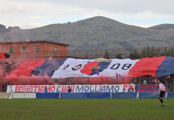 Trasferta vietata per i tifosi della casertana dopo i for Mobilya caserta