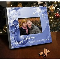 Personalized Merry Christmas Picture Frames
