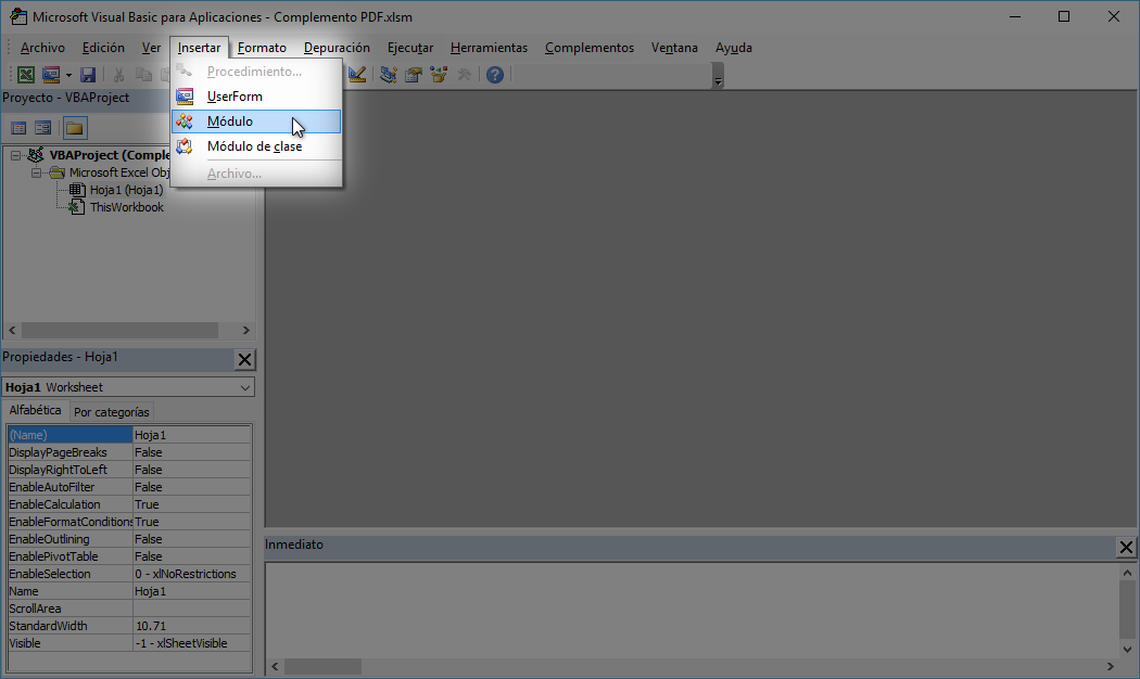 Expandiendo Excel: Crear un Complemento o Add-in de Excel en 3 pasos