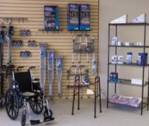 home health supplies: