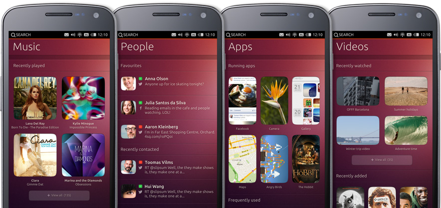 Ubuntu Phone Apps