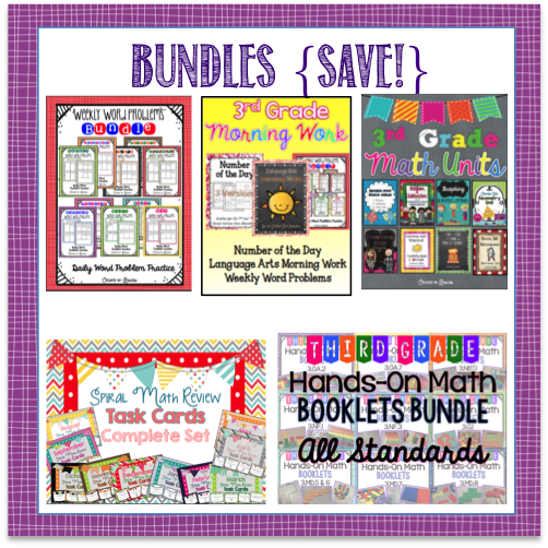 Bundles {Save!}