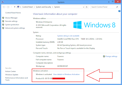 NEW MAK KEY Windows 8 and Office 2013 UPDATE 17 Oktober 2013
