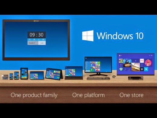 Microsoft, Windows 10, sistema operacional, SO