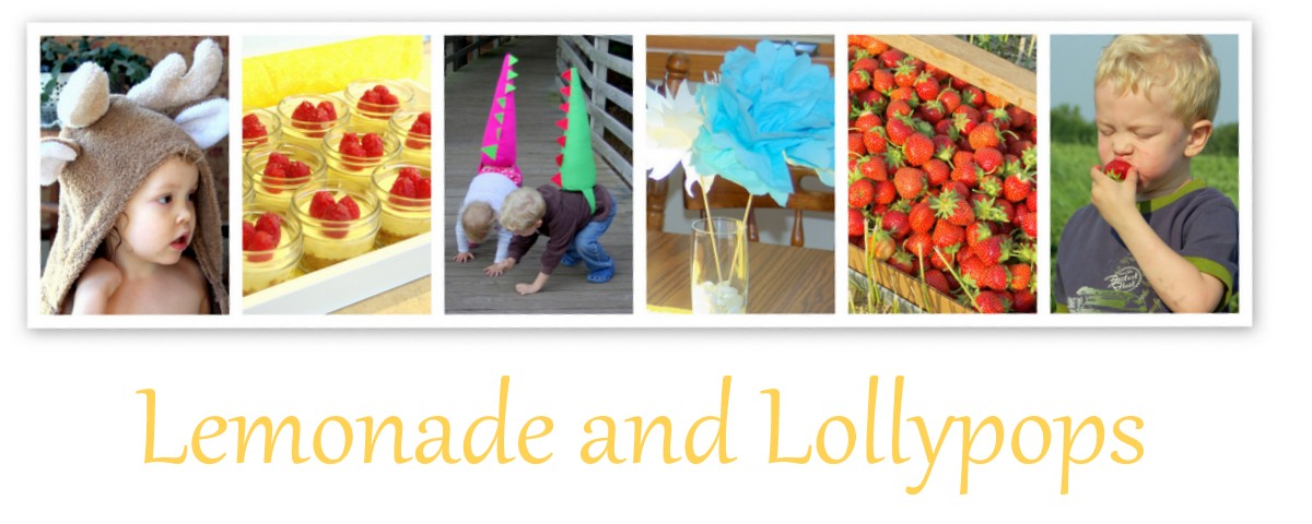 Lemonade and Lollypops
