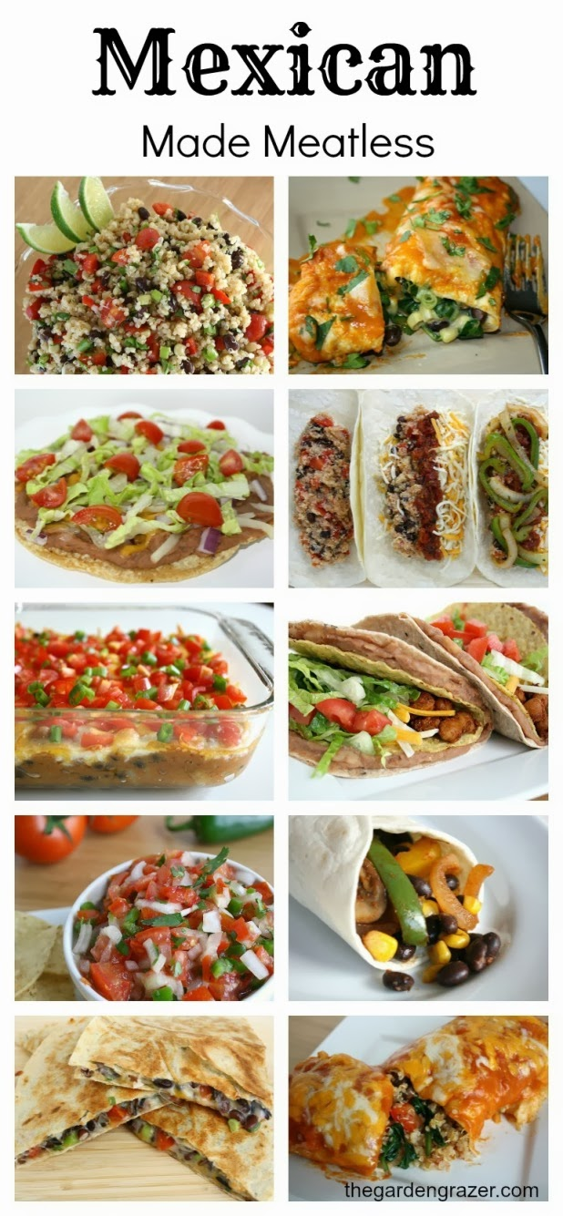 40+ Mexican Recipes