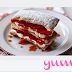 How to do: Strawberry Mille Feuilles