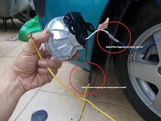 diy step by step pasang foglamp universal di karimun wagon r rh otodiy blogspot com Electrical Wiring for Lamps Fog Lamp Wiring Harness