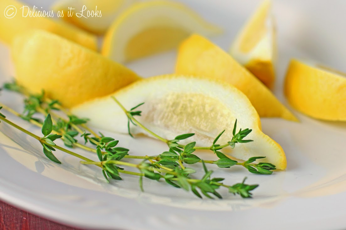Lemon & Thyme  /  Delicious as it Looks