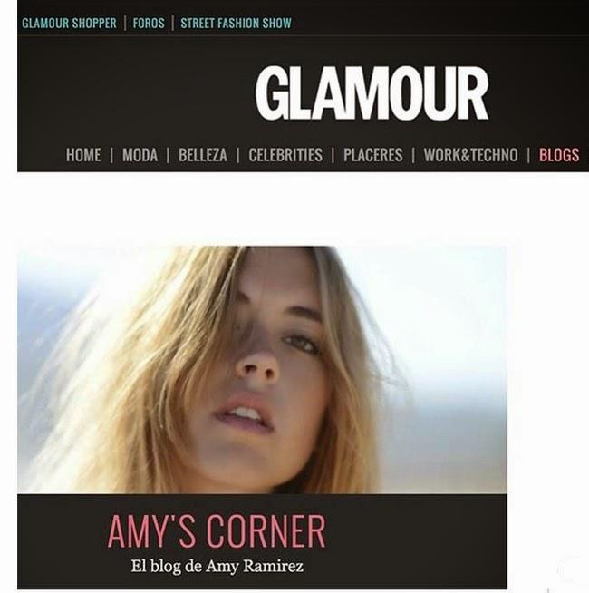 Amy's corner Glamour