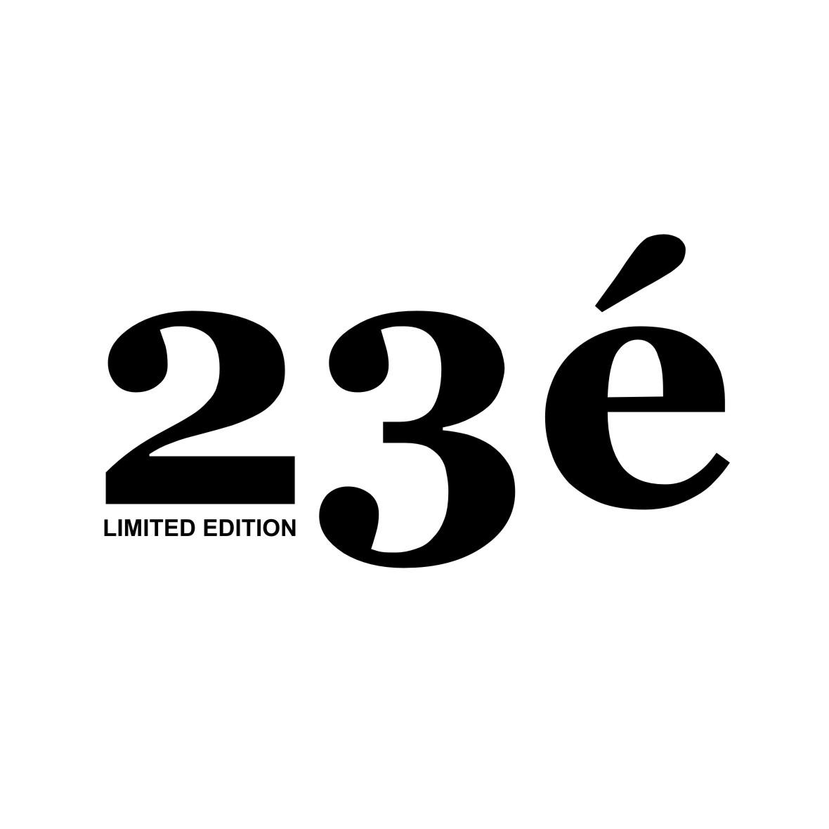 23é Limited Editiom
