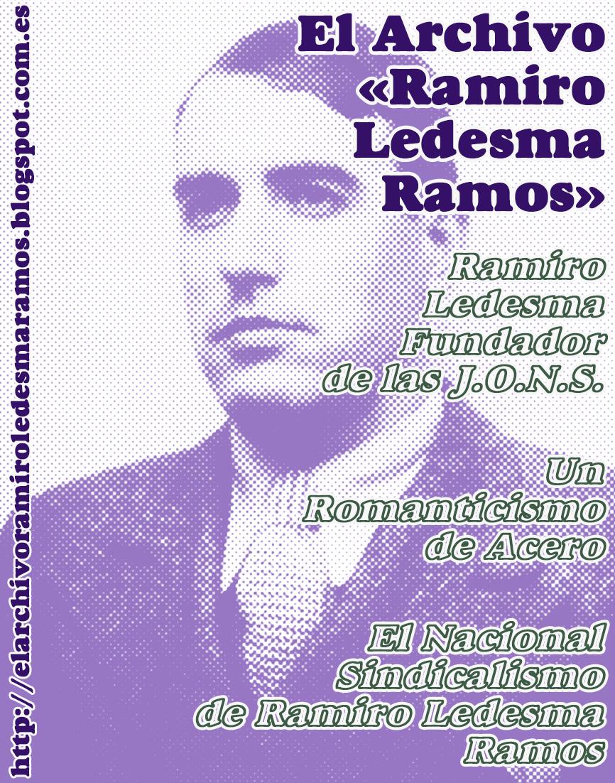 TEXTOS SOBRE RAMIRO LEDESMA