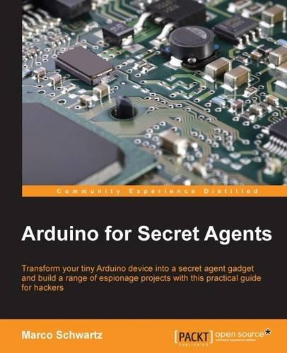 Arduino er for secret agents