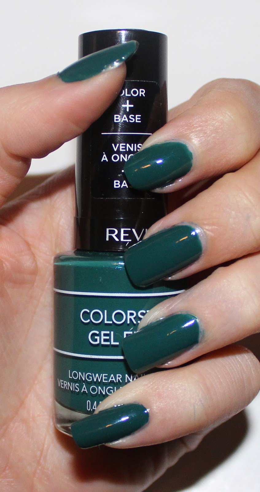 Revlon ColorStay Gel Envy Longwear Nail Enamel in High Stakes