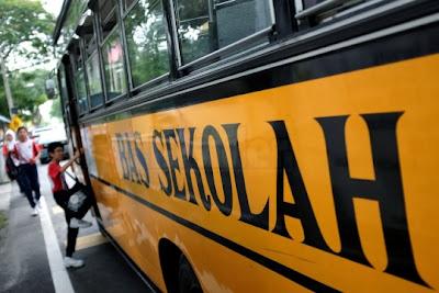 SPAD Umum Atau Tidak, Tambang Tetap Naik, Kata Pengusaha Bas Sekolah