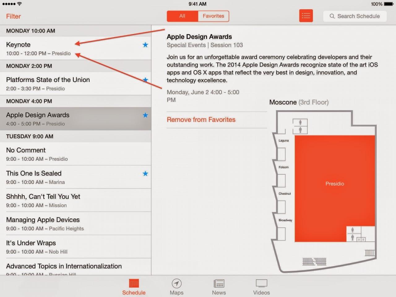 WWDC 14  sera el 2 de Junio en San Francisco