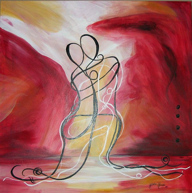 images of lovers embrace. Lovers Embrace - Sensual Colors, seductive lines intertwine to create a
