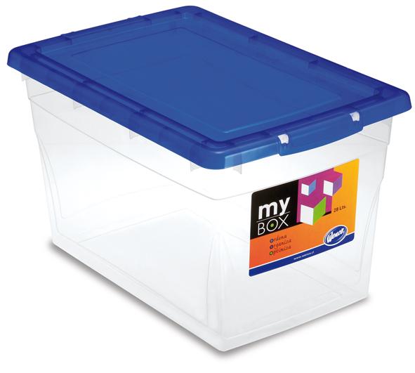 Caixa My Box de 28 litros