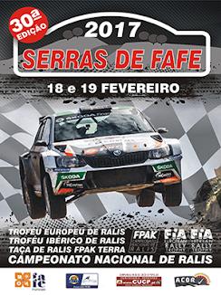Rallye Serras de Fafe 2017
