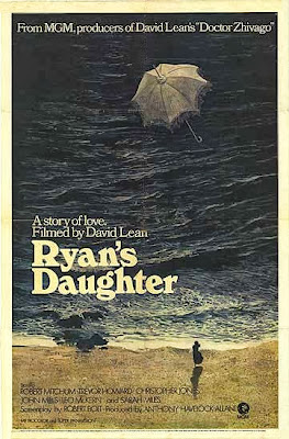 Ryan's Daughter (released in 1970) - Starring Robert Mitchum, Sarah Miles, John Mills, Christopher Jones, and Leo McKern