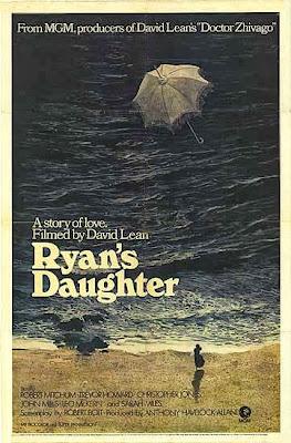 Ryan's Daughter (released in 1970) - Starring Robert Mitchum, Sarah Miles, John Mills, Christopher Jones, and Leo McKern