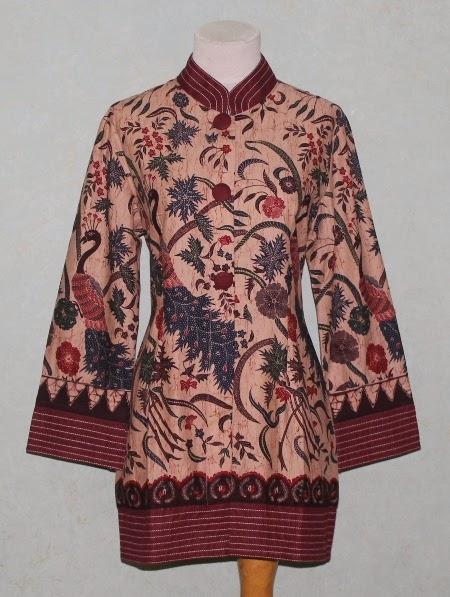 Foto Baju Batik Madura