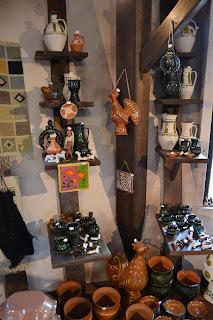 Vase din lut, oalele de ceramica