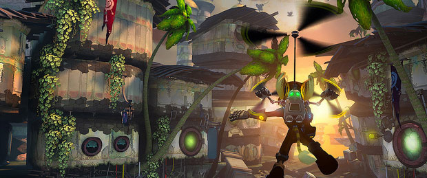 Insomniac Games Comments On Length Of The Upcoming $30 Game Ratchet & Clank: Into The Nexus