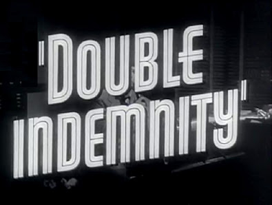 double indemnity film essay Other imagery in these films suggests that a routinised boredom and a sense of stifling entrapment are characteristic of marriage the family home in double indemnity is the place where three people who hate each other spend endlessly boring evenings together the husband does not merely not notice his wife,.