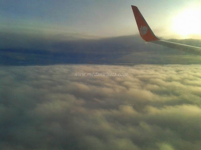 Terbang dengan Lion Air