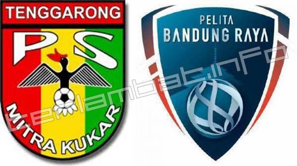 Mitra Kukar VS Pelita Bandung Raya PBR ISL 2013