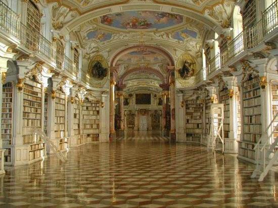 Biblioteca y museo Morgan en Nueva York
