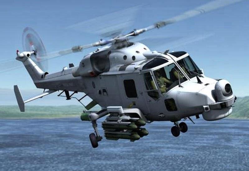 Helikopter AW 159