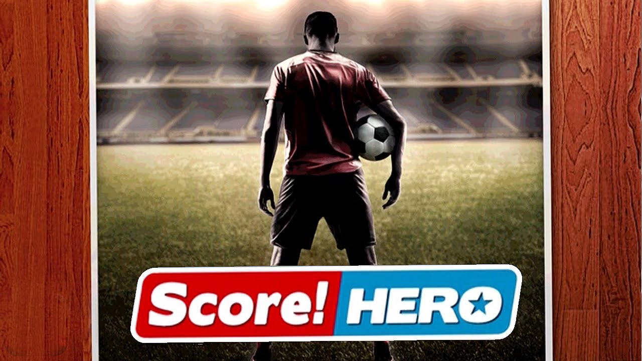 Score! Hero (by First Touch) Gameplay IOS / Android