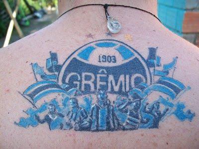 Fotos de Tatuagens do Grêmio