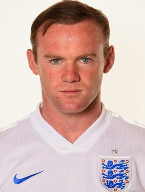 Wayne Rooney (Inglaterra)