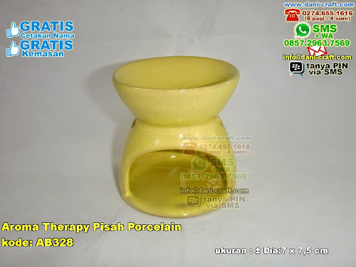 aroma therapy pisah porcelain