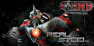 Real Steel HD v1.25.2 MOD APK+DATA