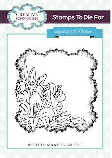 Creative Expressions UMS699 Stamp