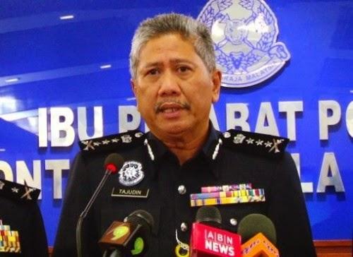 Suspek Utama Kes Bom Bukit Bintang Diburu