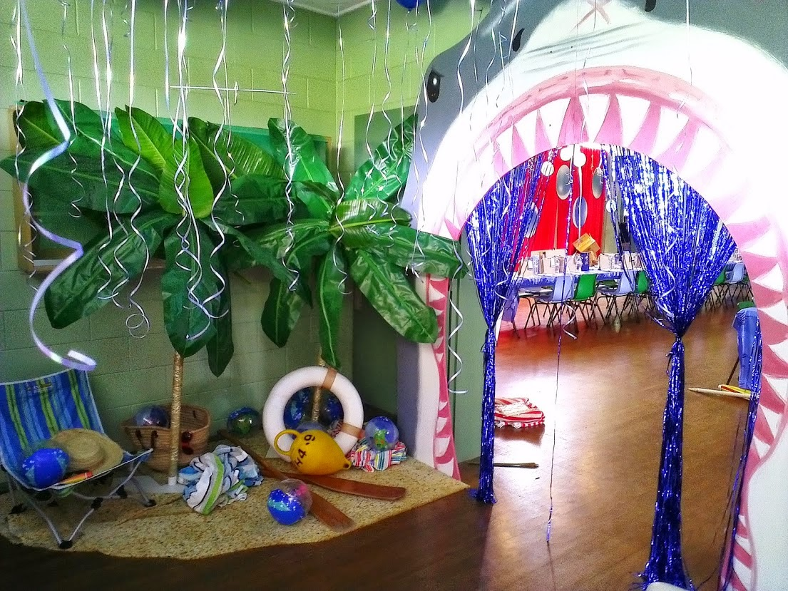 Under the Sea Party Decorations | Desire Empire