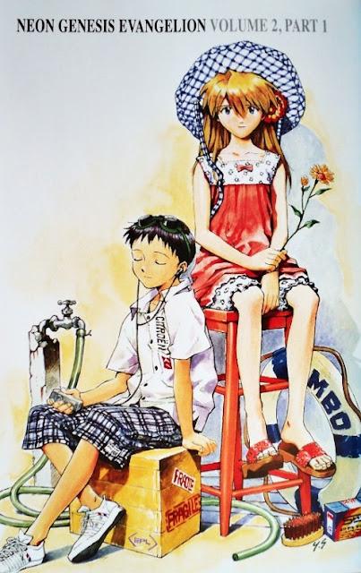 Neon Genesis Evangelion Vol. 4 - Yoshiyuki Sadamoto