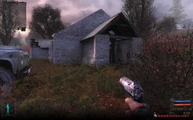 Stalker 1 Shadow of Chernobyl Screenshot 2