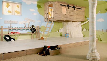 Dormitorios infantiles de kidtropolis decoracion de salones for Decoracion de interiores dormitorios fotos