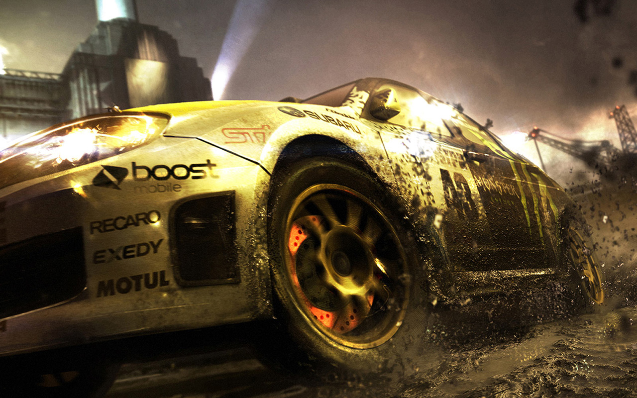 Colin Mcrae Dirt 2 PC Game || Top Wallpapers Download .blogspot.com