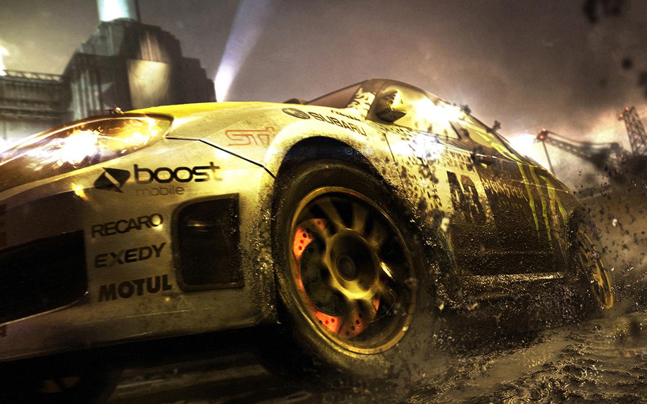 Colin Mcrae Dirt 2 PC Game || Top Wallpapers Download .blogspot.com